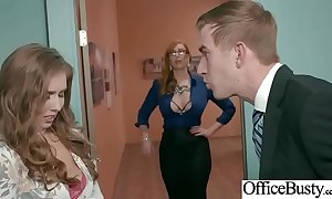 (lauren phillips & lena paul) office wed with round fruitful boobs enjoy firm sexual relations movie-17