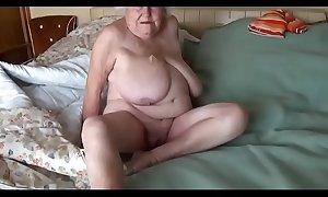 Abuela de 78 añ_os penetrada por become friendly de su esposo LustyGolden Colombia