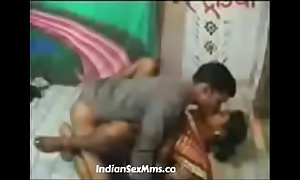 South indian waiting upon maid fucked unconnected with say no to employer i...