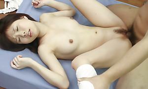 Electrifying Airi Nakajima feels astonishing involving hardcore