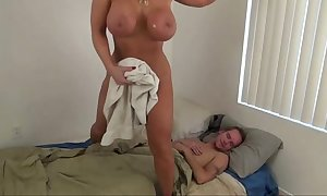 Hot mother reserved foetus - alura jenson