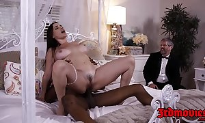 Be in charge bit of all right dana dearmond rides load of shit while economize on watches